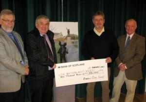 £10,000 Donation
