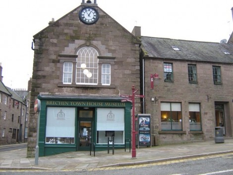 Town House Museum Brechin